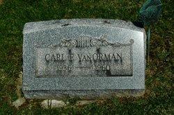 Carl Frank Van Orman