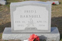 Fred James Barnhill