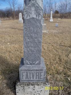 Pierre Joseph Faivre