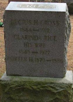 Clarinda <I>Rice</I> Cross