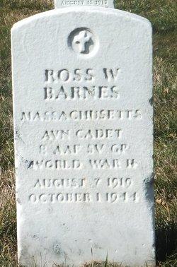 Corp Ross W Barnes