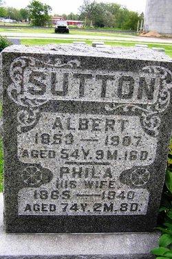 Albert S Sutton