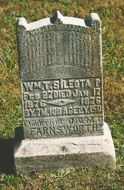 William Tecumsa S Farnsworth