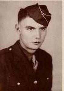 Pvt Eugene B Evans