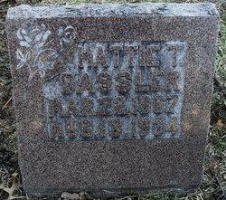 Hattie T <I>Gulick</I> Bassler