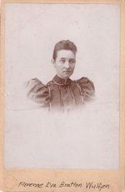 Florence Eva <I>Bratton</I> Wulfjen Leavell