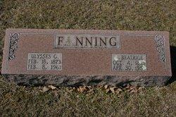 Ulysses Grant Fanning