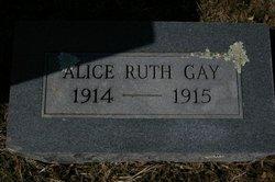 Alice Ruth Gay