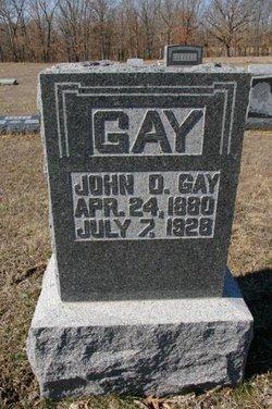 John Daniel Gay