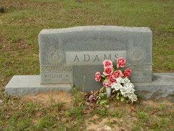 Bessie M. <I>Rush</I> Adams