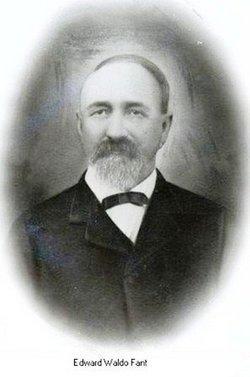 Pvt Edward Waldo Fant