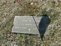John Roosevelt Adams