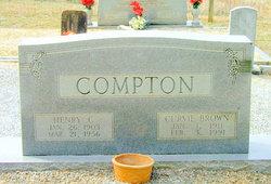 Curvie Marie <I>Hundley</I> Compton