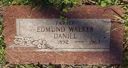 Edmund Walker Daniel