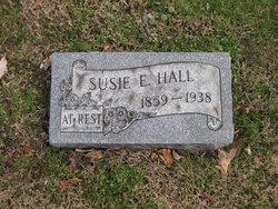 Susie Elizabeth <I>Smith</I> Hall