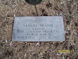 Samuel Brand