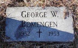 George Wilbur Bomengen