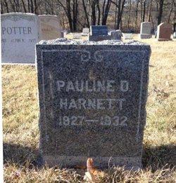 Pauline D. Harnett