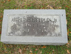 Arthur Harold Frohman, Jr