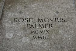 Rose Movius Palmer