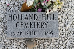 Holland Hill Cemetery