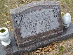 Sandra Diane <I>Loper</I> Hooter