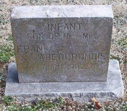 Infant Son Abercrombie