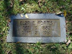 Elza E. Adams