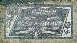 Nina Marie <I>Gerberich</I> Cooper