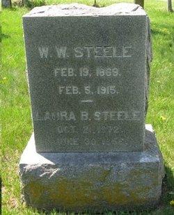Laura Belle <I>Deavers</I> Steele