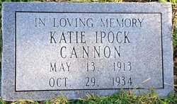 Katie D. <I>Ipock</I> Cannon
