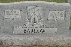 Challis Simpson <I>Dula</I> Barlow