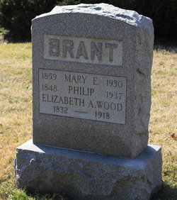 """Mary Elizabeth """"Guff"""" <I>Wood</I> Brant"""