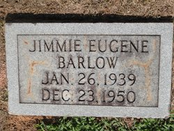Jimmy Eugene Barlow