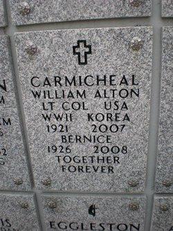 William Alton Carmicheal