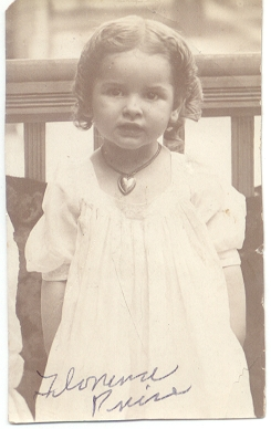 Florence Louise <I>Price</I> Lossing