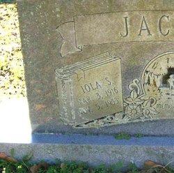 Iola <I>Sampson</I> Jacobs