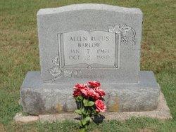 Allen Rufus Barlow
