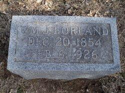 William J Borland