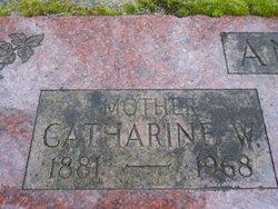 Catharine Walliston <I>Holdship</I> Andrus