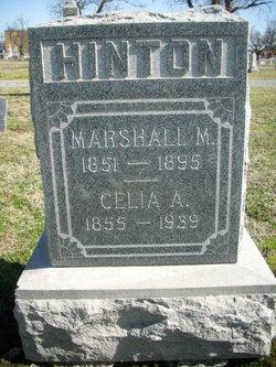 Marshall M Hinton