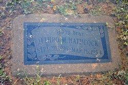 Jethro McKinley Hathcock