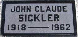 John Claude Sickler