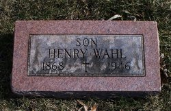 Henry Wahl