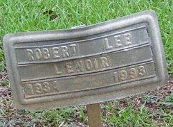Robert Lee Lenoir