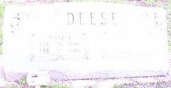 Diane E Deese