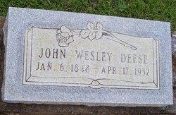 John Wesley Deese