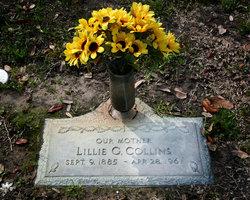 Lillie Garnot <I>Gill</I> Collins