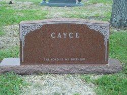 Mary Josephine <I>Rice</I> Cayce