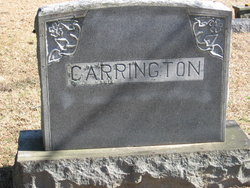 Infant Daughter Carrington